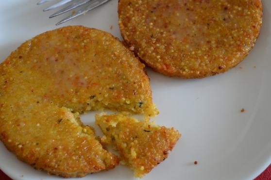 Qrunch Veggie Burgers